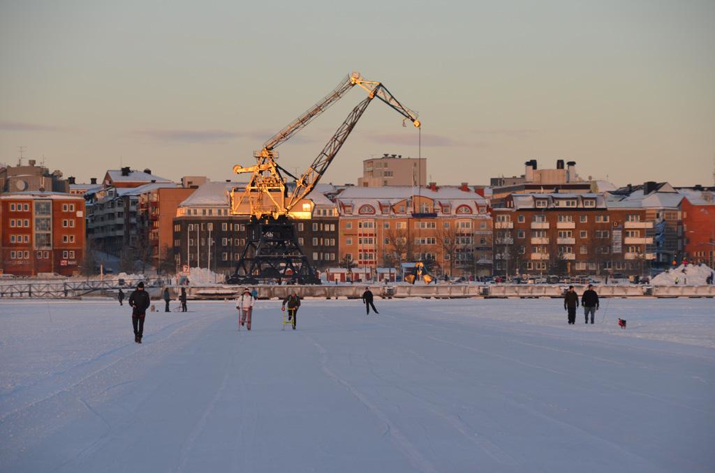 Eisbahn 1- Södra Hamn