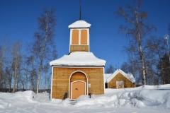 Alte-Kirche-Gaellivare