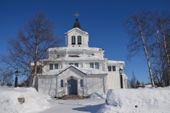 neue-Kirche-Gaellivare
