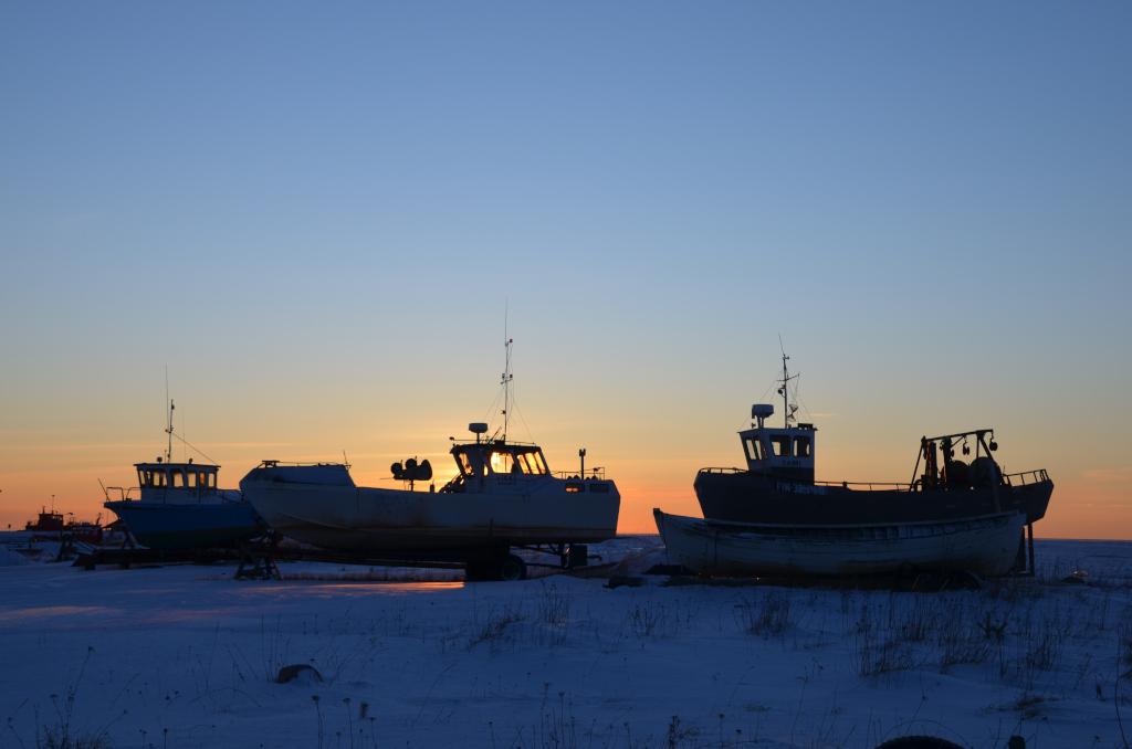 Hailuoto-Schiffe