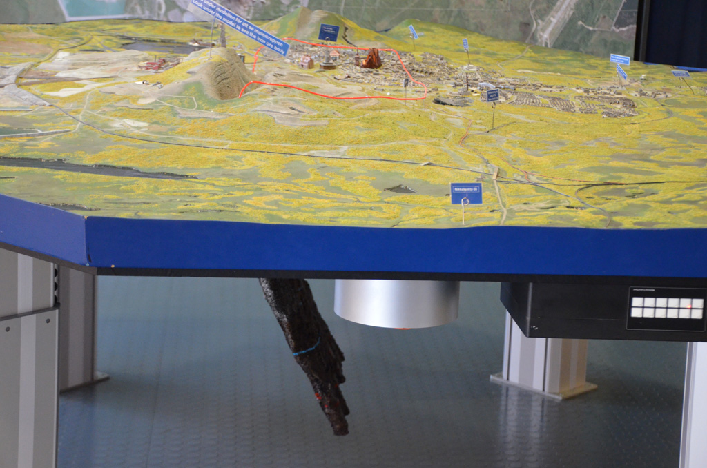 Kiruna-Modell
