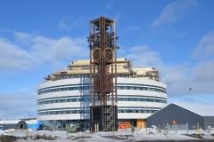 Neues Rathaus Kristallen März 2018
