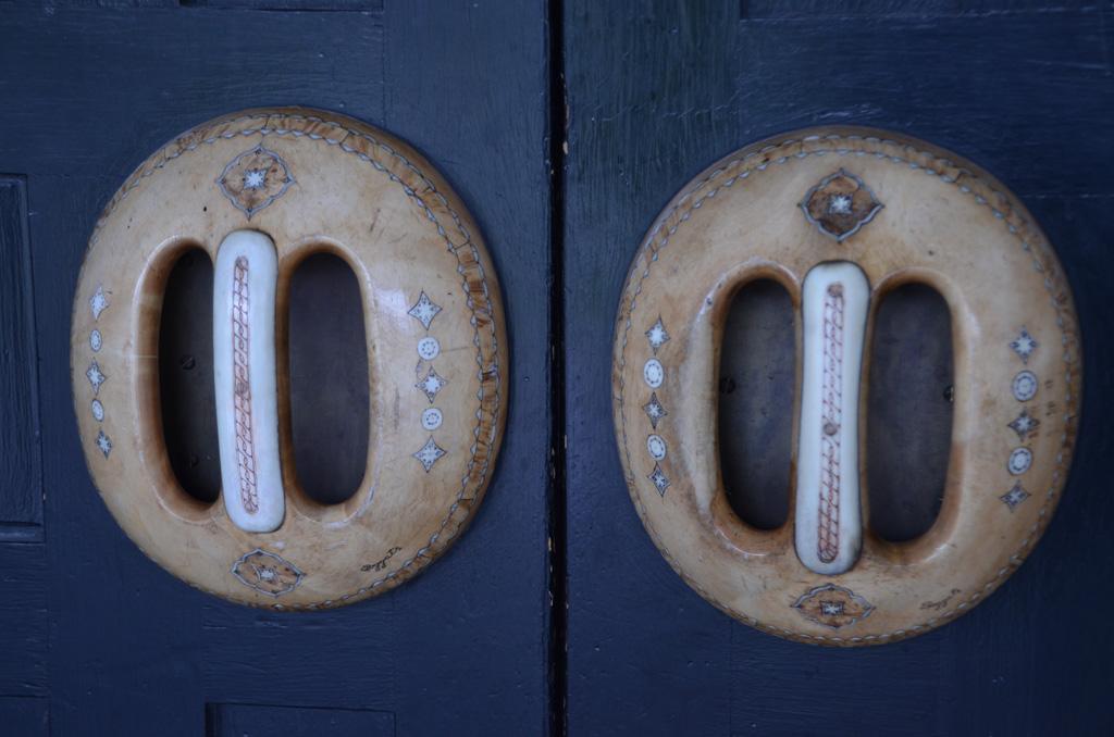 Stadshuset-dörr