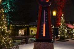 Kälte gehört dazu. Für Rovaniemi sind -5 Grad im Winter eher warm.