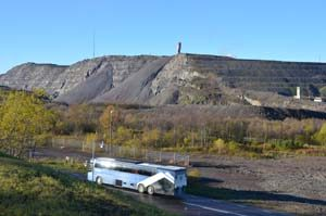 Berg Kiirunavaara