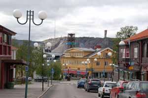 Kiruna Zentrum