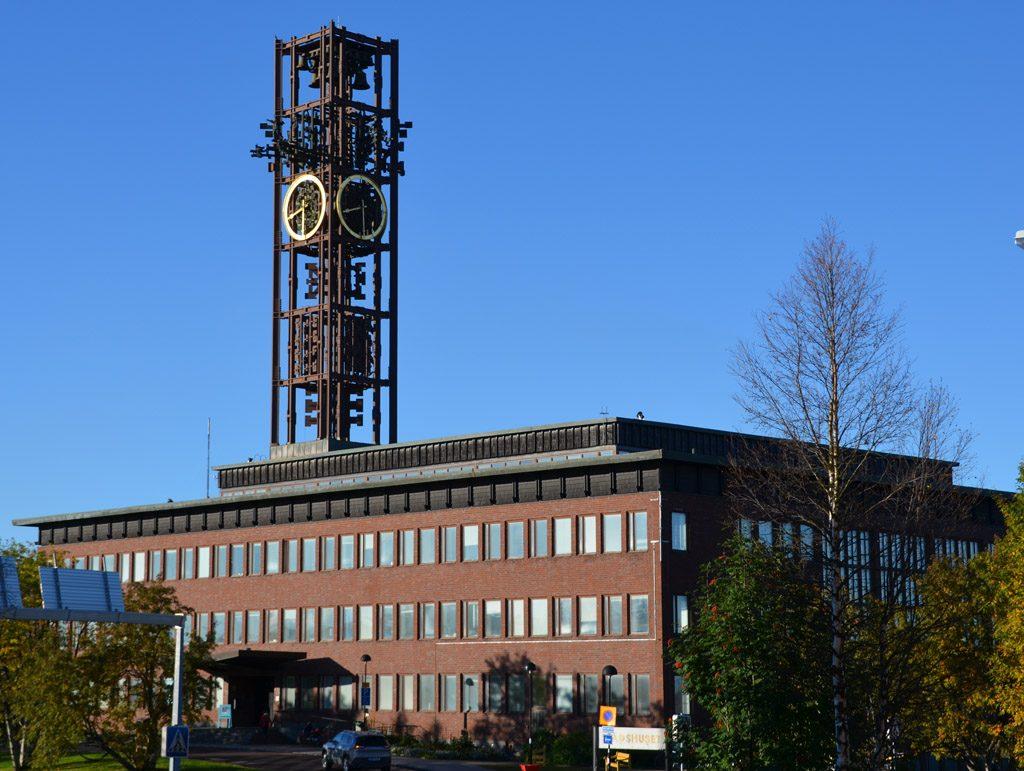 Kiruna Rathaus, 2015