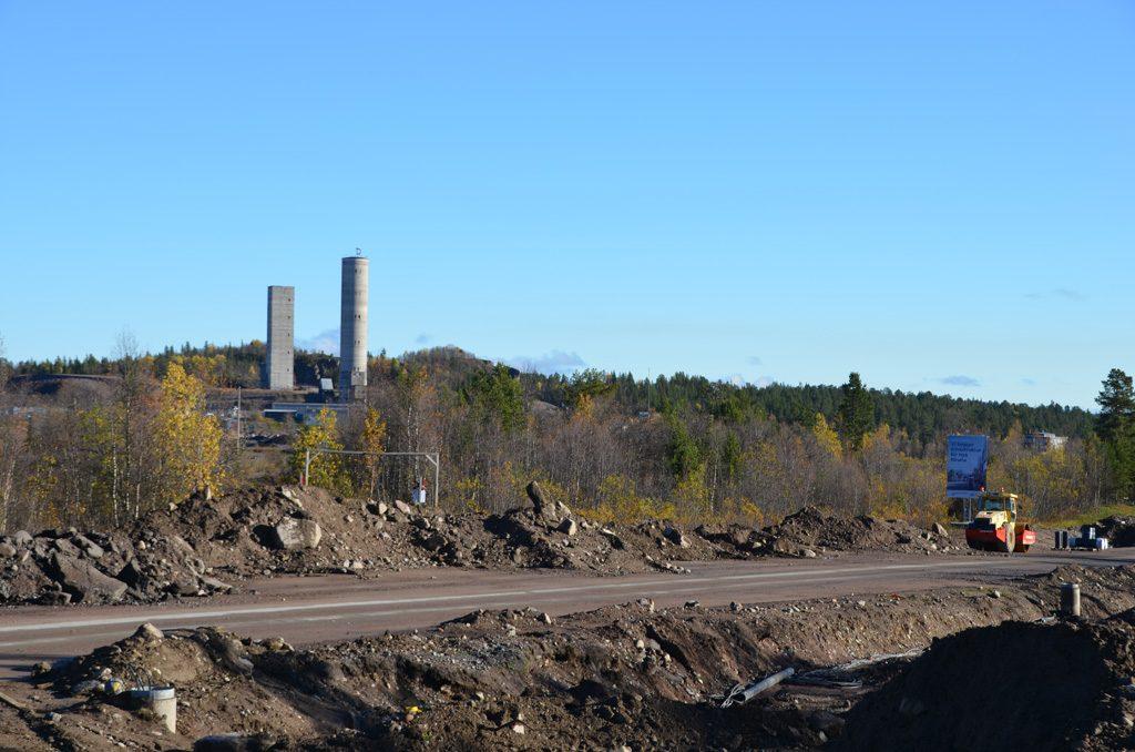 Industriegebiet Tuolluvaara, 2015