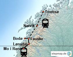 Bahn Tromsø