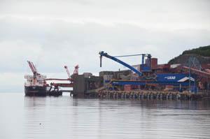 Hafen Narvik