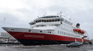 Hurtigruten, MS Nordnorge
