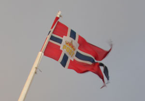 Postflagge