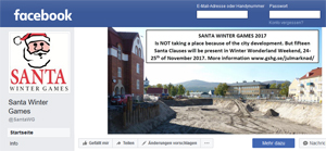 Santa Winter Games