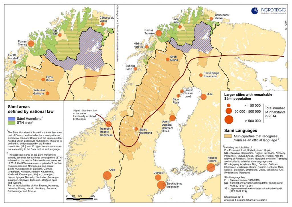 samische Sprache