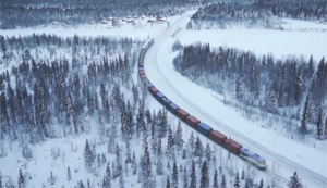Screenshot Arctic Railway