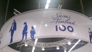 100 Jahre Finnland