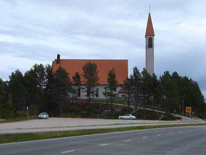 Enontekiö Kirche