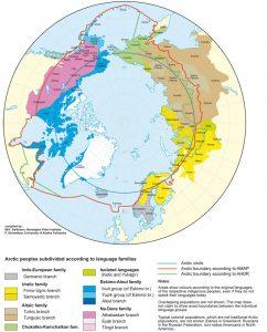 arktische Sprachen