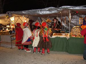 Jokkmokk Wintermarkt