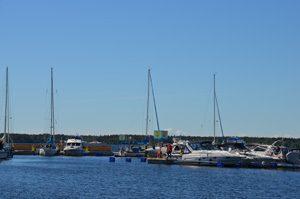 Sportboothafen Luleå