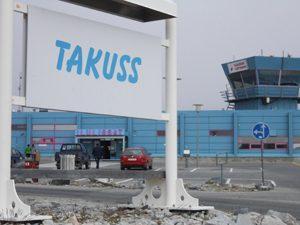 Flughafen Ilulissat