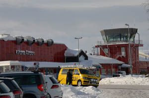 Flughafen Kiruna