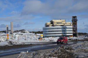 Rathaus Kiruna