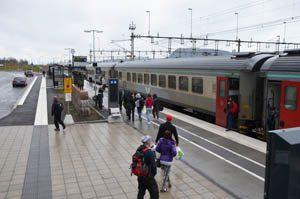 Bahnhof Kiruna