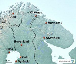 Atomkraft am Polarkreis