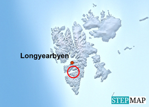 Spitzbergen mit Van Mijenfjord