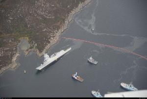 Luftbild Fregatte