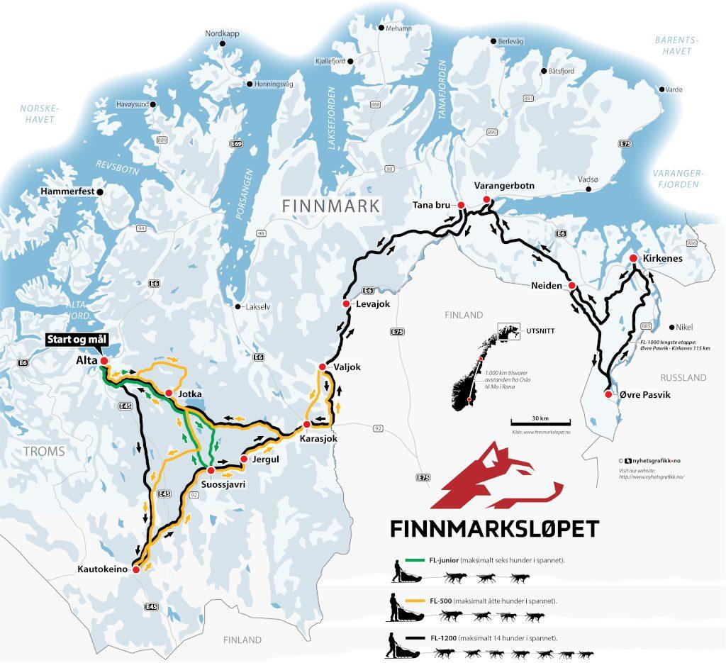 Finnmarksløpet 2019