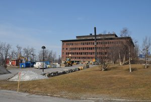 Kiruna Rathaus