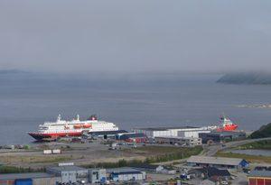 Hafen Kirkenes
