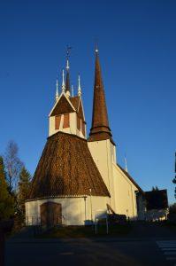 Kirche Tornio
