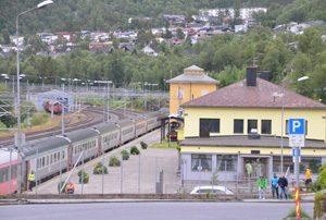 Narvik Bahnhof