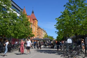 Fußgängerzone Storgatan