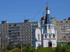 Kirche Murmansk