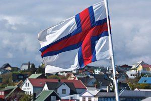 Flagge Færøer