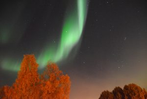 Nordlicht Luleå