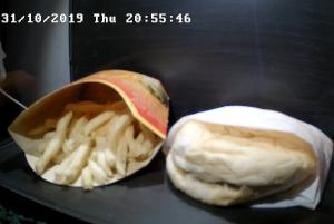 letzter McDonalds