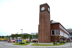 Bodø Bahnhof