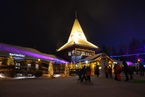 Weihnachtsmann Plaza