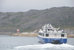 Hurtigbåt Elsa Laula Renberg