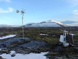 Messgerät Grindavík