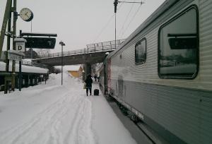 Nachtzug Luleå C
