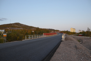 Neue E10 Kiruna