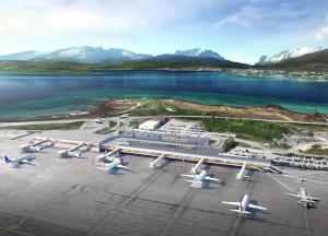 Tromsø Flughafen