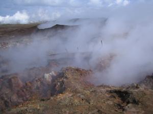 Geothermalgebiet Gunnuhver, Reykjanesskagi