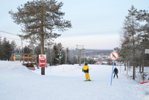 Skilift Ounasvaara